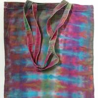 Tote Bag Dyed by Hand