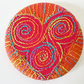 45mm Fabric Badge