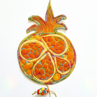 Pomegranate Hanging Decoration