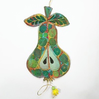 Pear Hanging Decoration