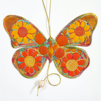 Hanging Butterfly Decoration