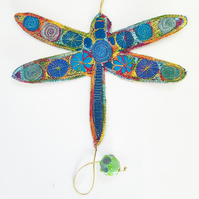 Dragonfly Hanging Decoration