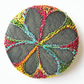 38mm Stitched Silk Badge