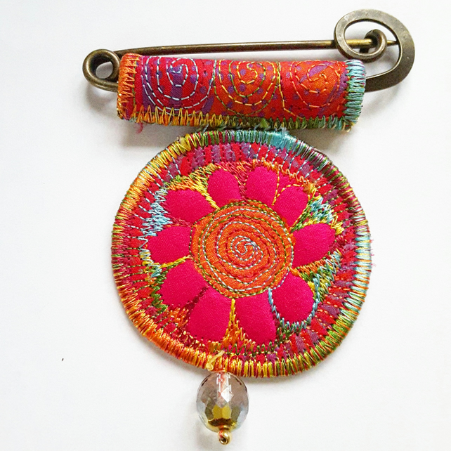 Shawl Pin or Brooch