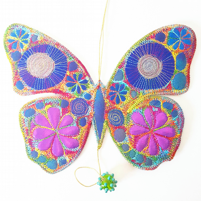 Butterfly Hanging Decoration