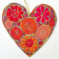 Heart Hanging Decoration