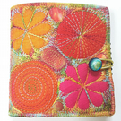 Rainbow Coloured Sewing Needle Case