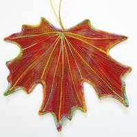 Leaf Hanging Decoration