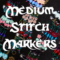 Medium Knitting Stitch Markers