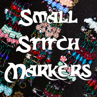 Small Knitting Stitch Markers