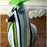 Funkee Chicken doorstop or  shelf-sitter