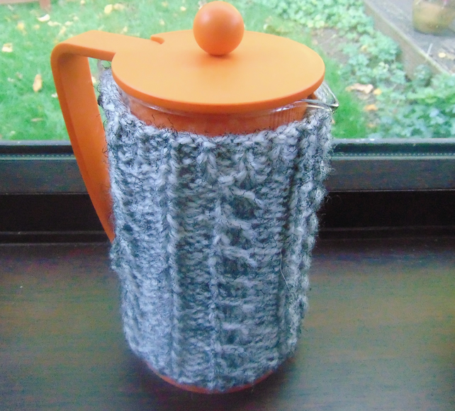 Cafetiere cosy Coffee Cosy  french press cosy