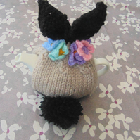 Small Bunny Teapot Cosy 1-2 cup