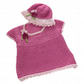 Girl's Knitting Pattern Sun Hat and Summer Top
