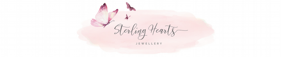 Sterling Hearts Jewellery