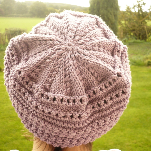Handknitted Hat
