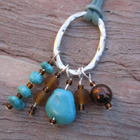 SALE - The Good Earth Charm Necklace