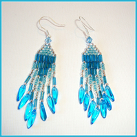 Aqua Spa Earrings