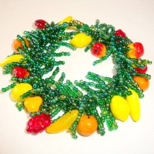 Fruit Garland Bracelet