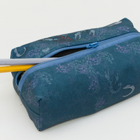 Alice in Wonderland inspired Pencil Case