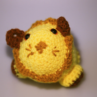 Cute Amigurumi Lion