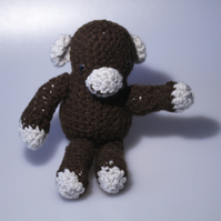Cute Amigurumi Monkey