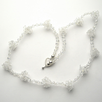 Floral Garland Necklace - UK Free Post