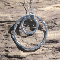 Handmade Sterling Silver Pendant Necklace