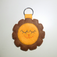 Cute Lion Keyring - UK Free Post
