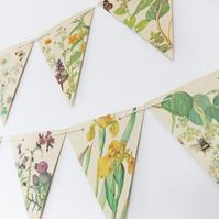 20 feet of Spring and Summer Bunting