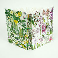 Botanical Journal, Flower Journal, Garden Notebook
