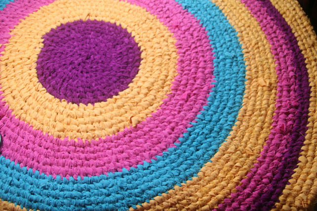 Dolly Mixture Toothbrush Rug