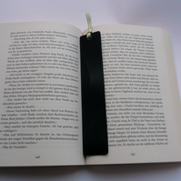 Bookmark Made From Vinyl Record