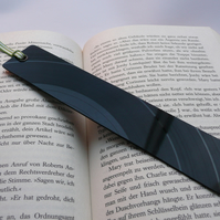 Bookmark Made From Vinyl Record Unique Retro Gift For Book Lover