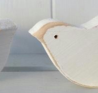 Wooden Doves (small)