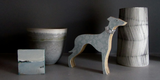 Wooden Greyhound