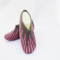 Women Slippers,Short Socks,Striped Slippers,Home Socks