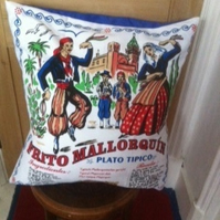 Souvenir Cushion 'Mallorca'