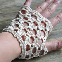 Pattern - Short Wedding Gloves (pdf file)