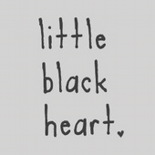 little black heart