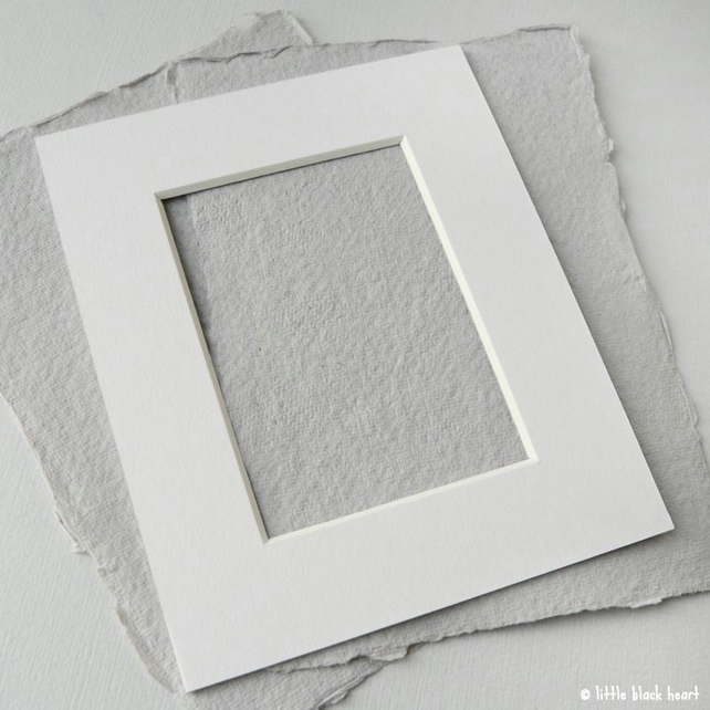 aceo mount - white