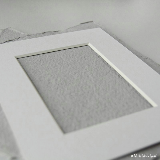 reduced - very slight seconds - white aceo mount