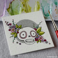 silver skull - original twinchie