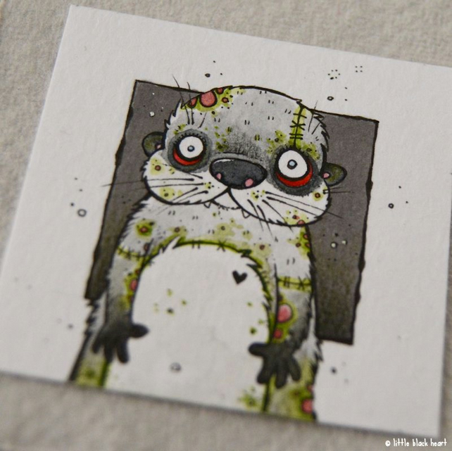 zombie significant otter - original twinchie