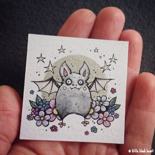 little bat - original twinchie
