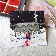 cosy cottage - original twinchie