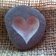 Hand carved LOVE pebble, various designs, perfect wedding gift or favour