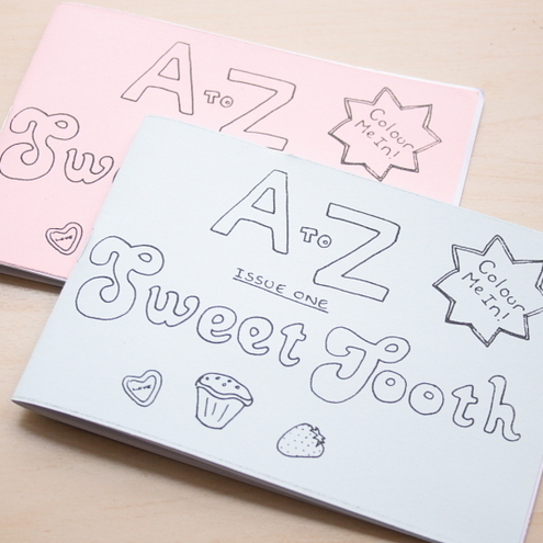 A to Z - Sweet Tooth (issue 1)