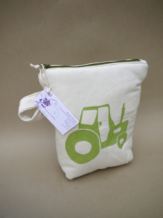 Tractor Toieltry bag