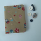 Mini needle case in Russian doll fabric